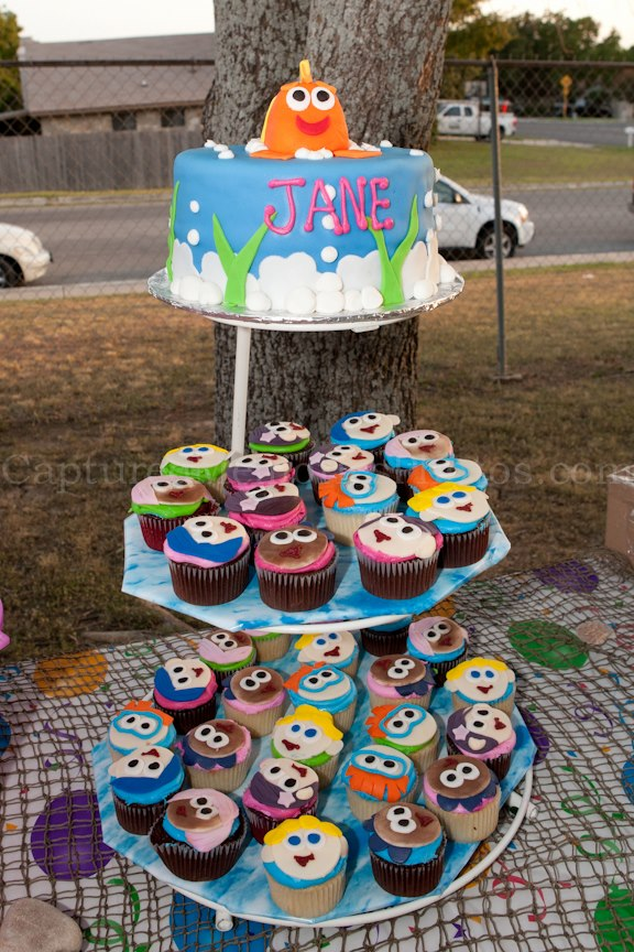 Event planning birthday party this pr mommy - Bubble guppie birthday ideas ...